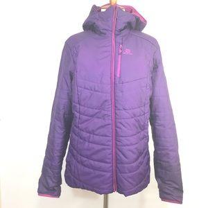 Salomon Lightweight Warm Puffy Jacket NWOT